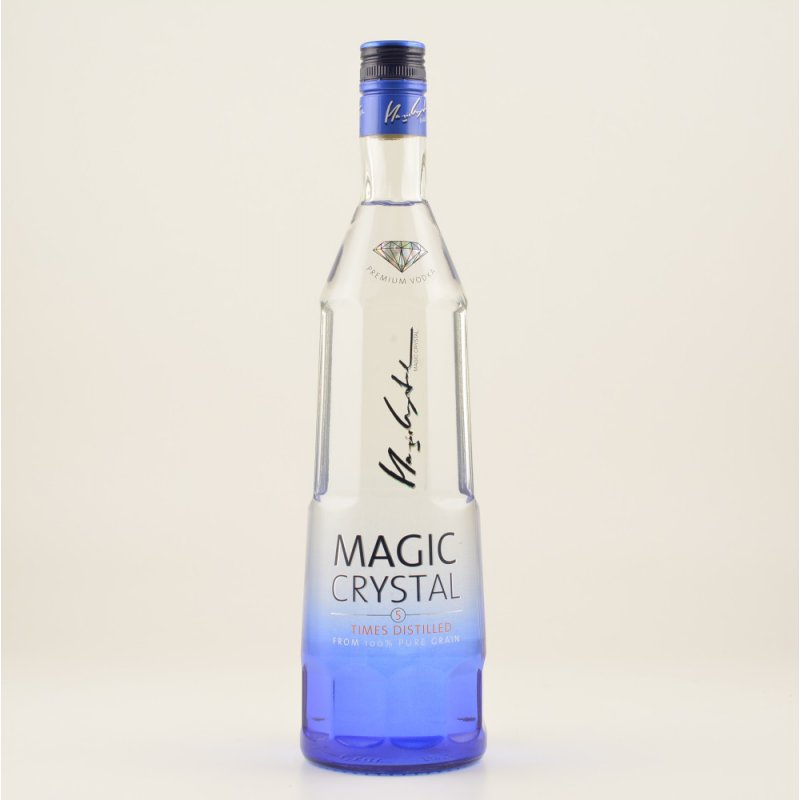 Magic Crystal Vodka 40%1,0l (12,90 € pro 1 l)