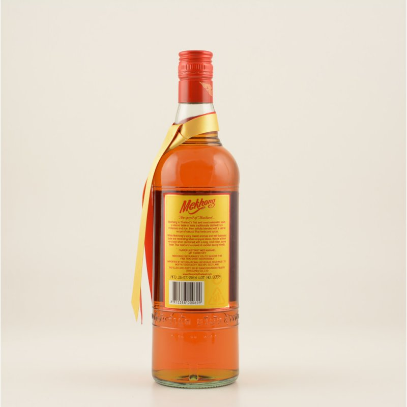 Mekhong Spiced Spirit of Thailand (Rum Basis) 35% 0,7l