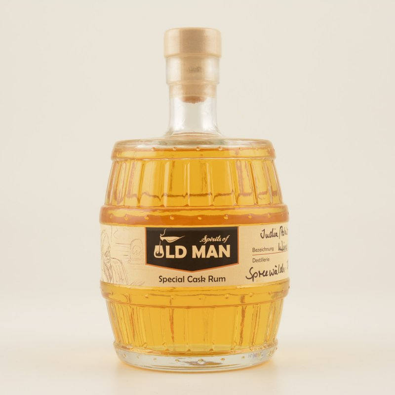 Restposten: OLD MAN Special Cask India/Pakistan...