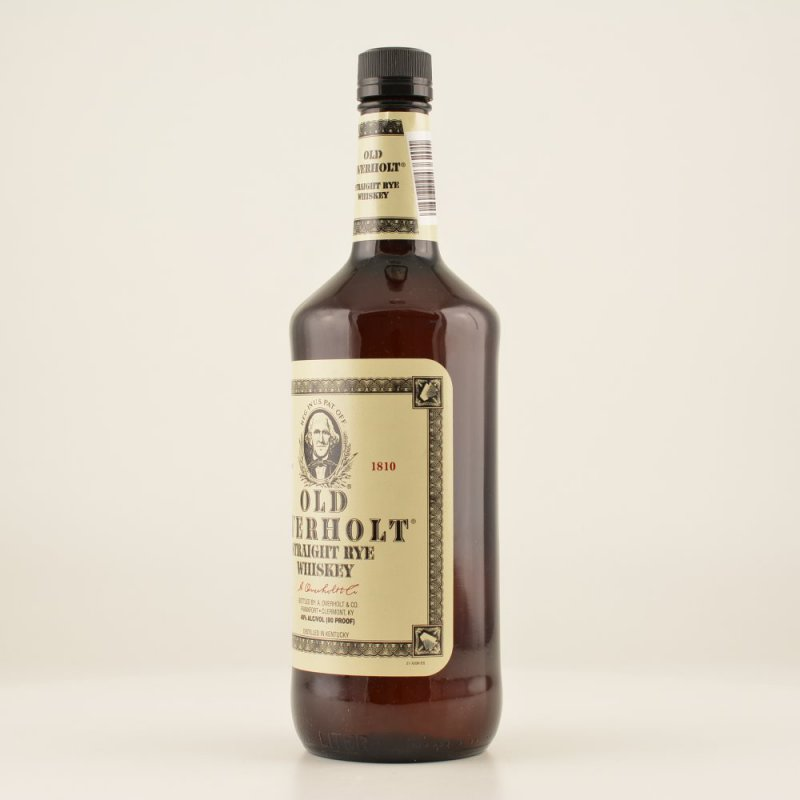 Old Overholt Rye Bourbon Whiskey 40% 1,0l