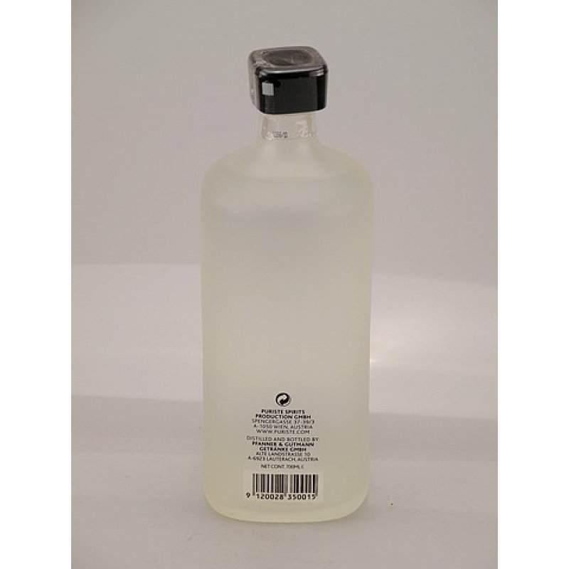 Puriste Premium Vodka No1 40% 0,7l