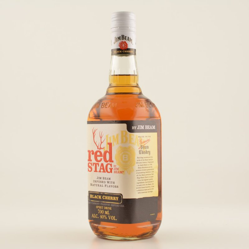 Jim Beam Red Stag Whiskey 40% 0,7l