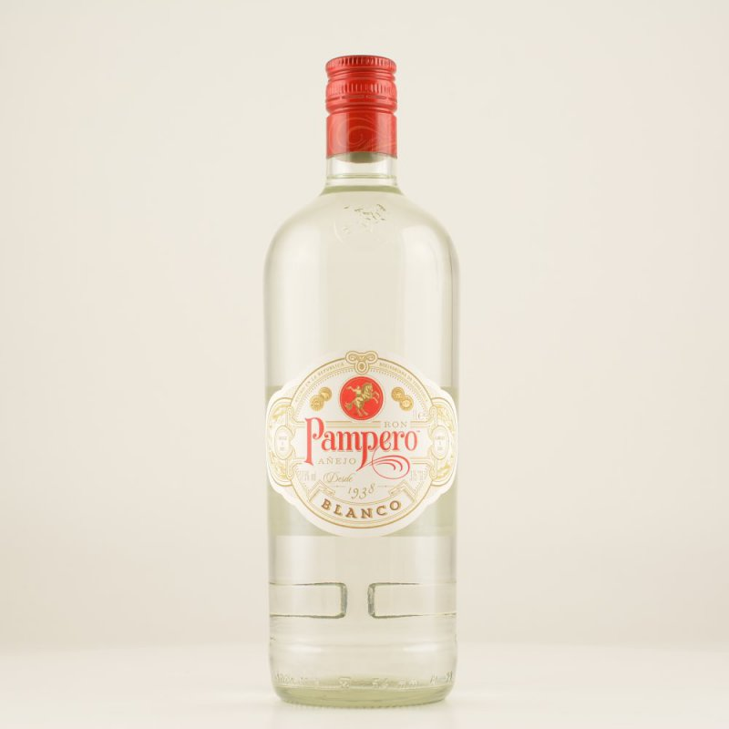 Ron Pampero Blanco 37,5% 1,0l