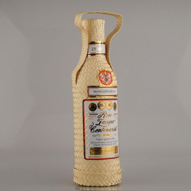 Ron Zacapa White Label 23 Jahre 40% 0,7l