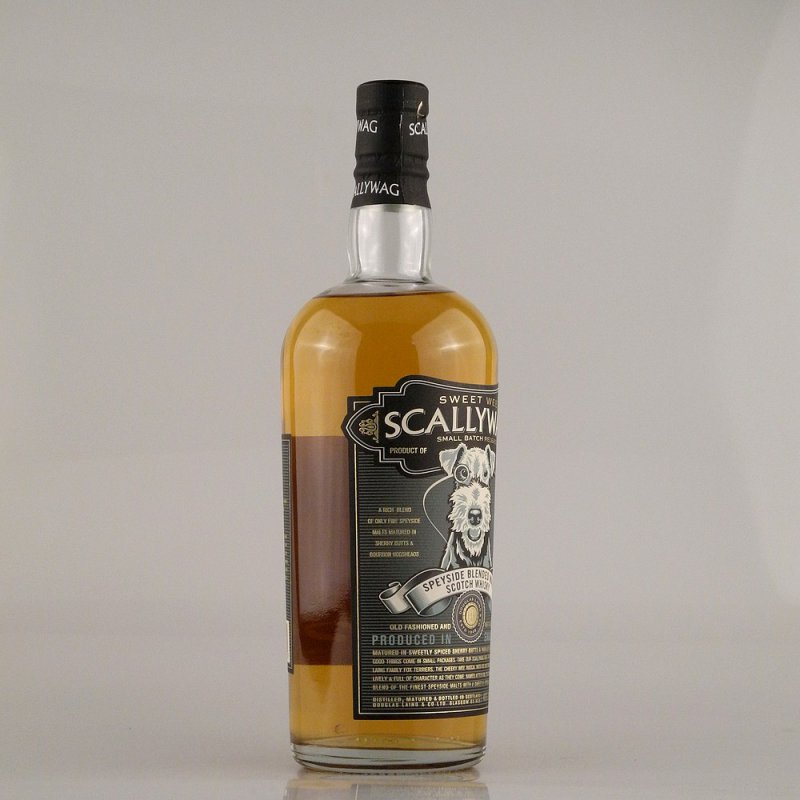Scallywag Speyside Blend Whisky 46% 0,7l