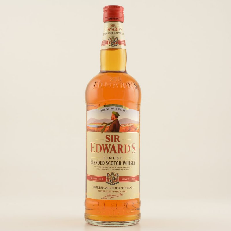 Sir Edwards Scotch Whisky 1,0l (14,50 € pro 1 l)
