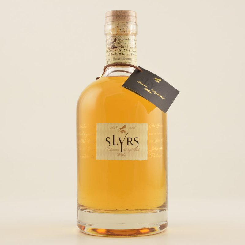 Slyrs 2008 Bavarian Single Malt Whisky 43% 0,7l...
