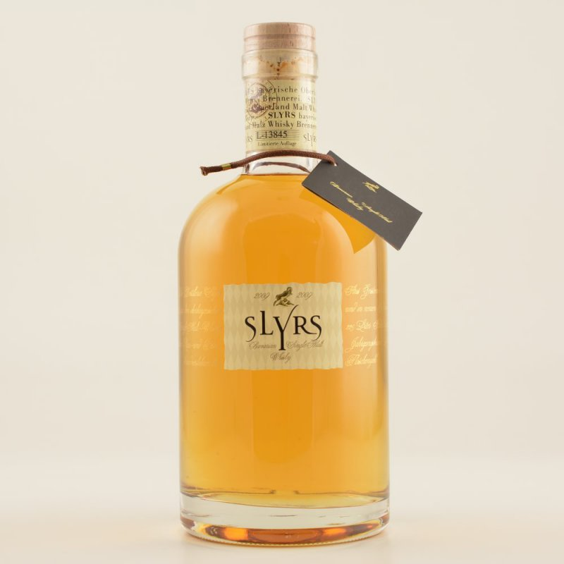 Slyrs 2009 Bavarian Single Malt Whisky 43% 0,7l...