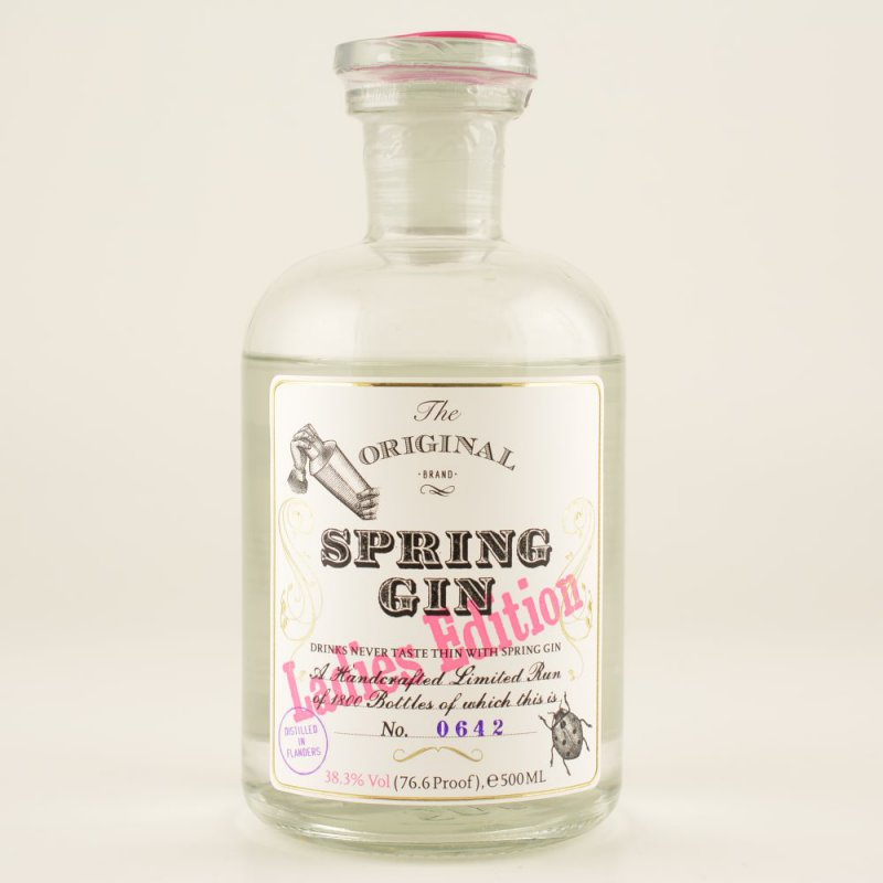 Spring Gin Ladies Edition 38,3% 0,5l