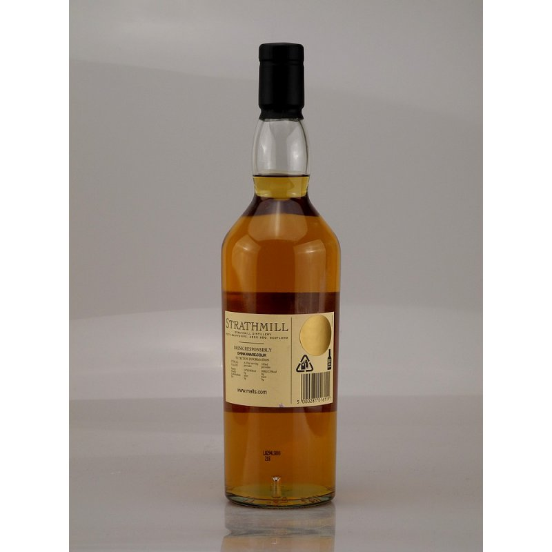 Strathmill 12 Jahre Speyside Whisky 43% 0,7l