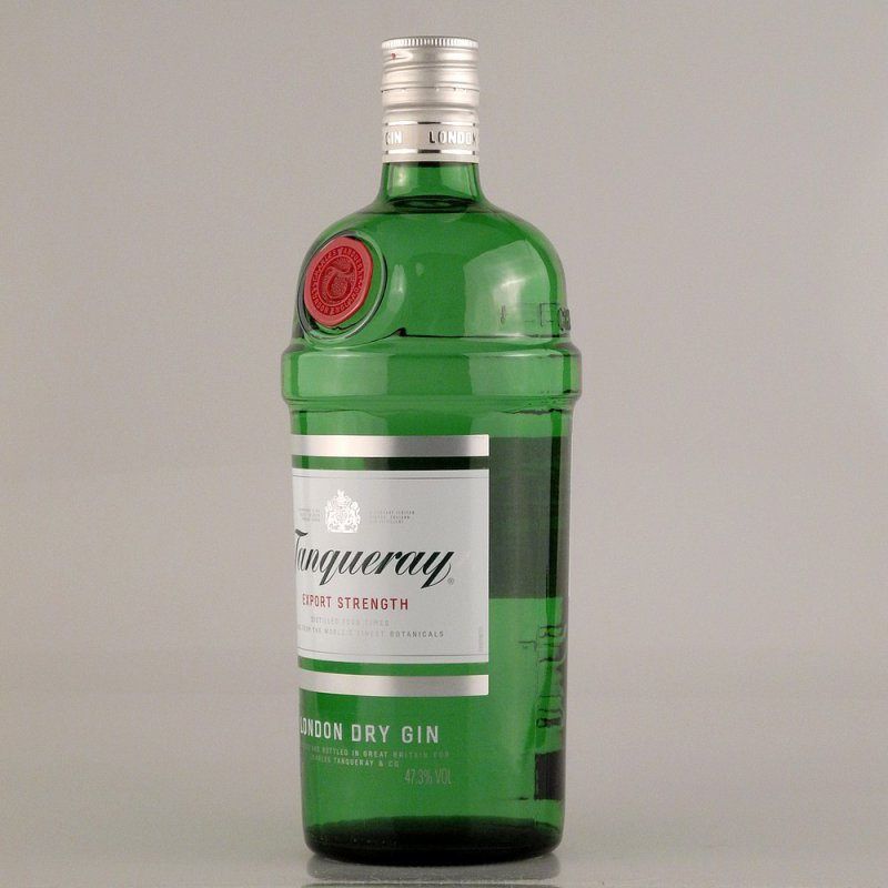 Tanqueray Gin Imported London Dry 47,3% 1,0l