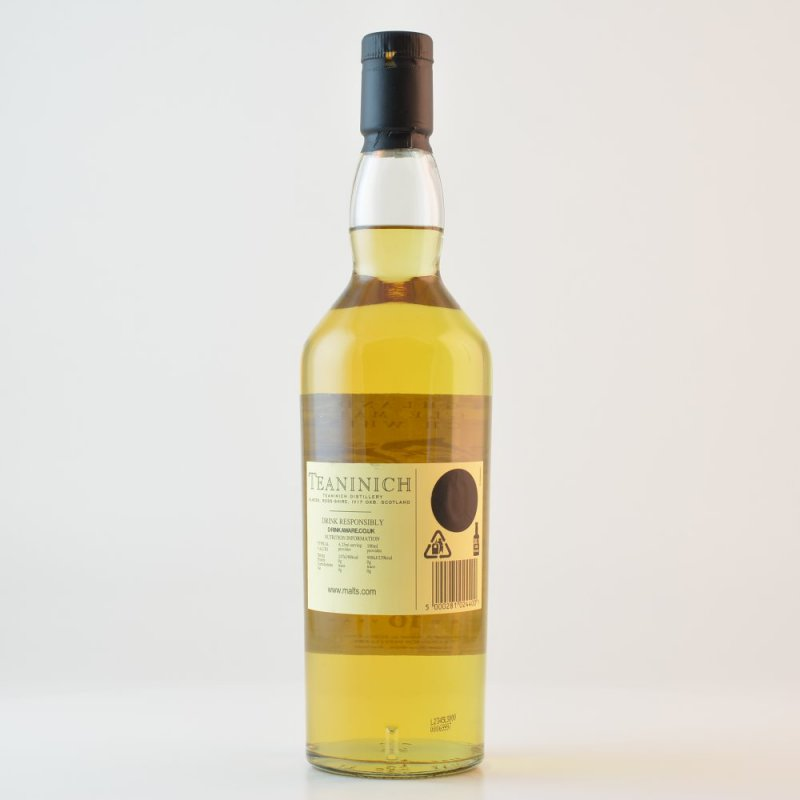 Teaninich 10 Jahre Highland Whisky 43% 0,7l