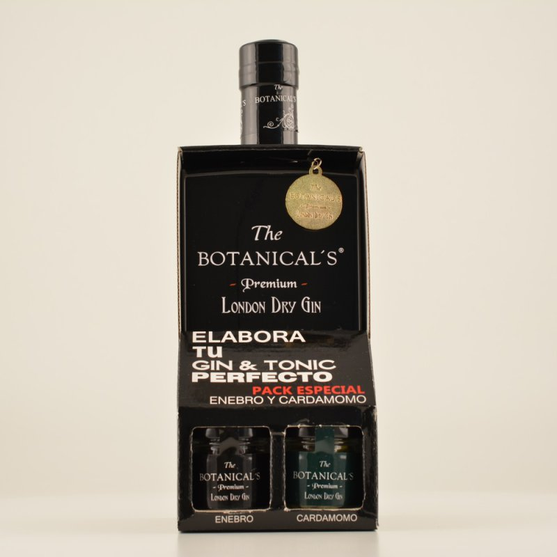 The al´s London Dry Gin (Special Pack) 42,5% 0,7l (57,00 € pro 1 l)