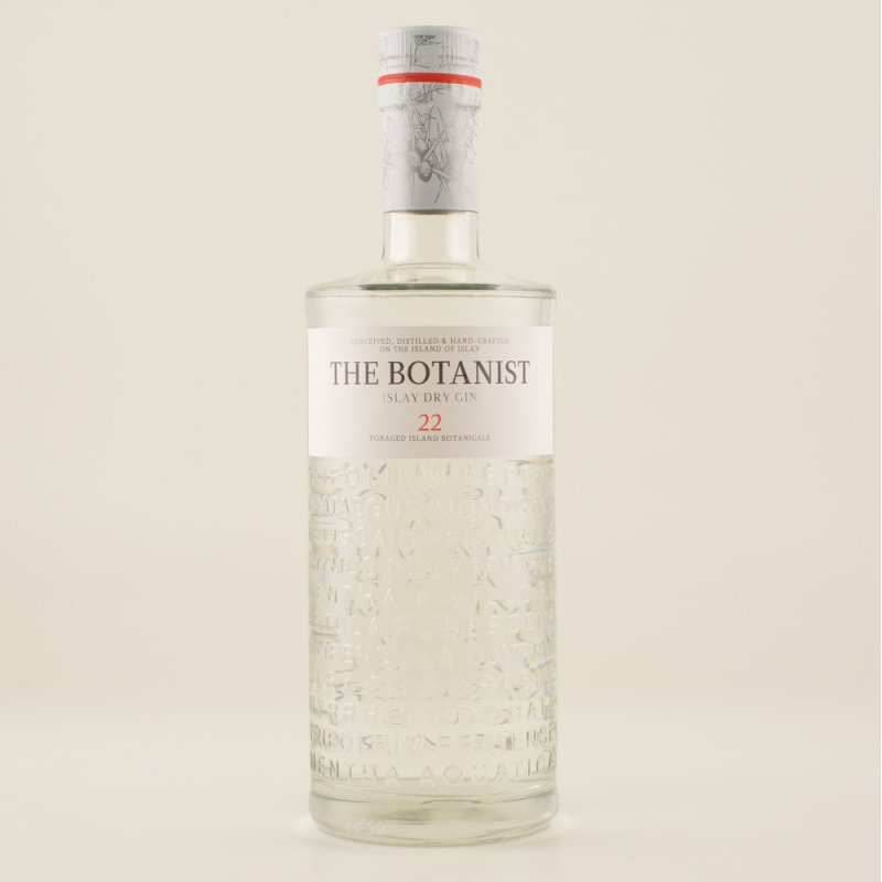 The Botanist Islay Dry () Gin 46% 0,7l (47,36 € pro 1 l)