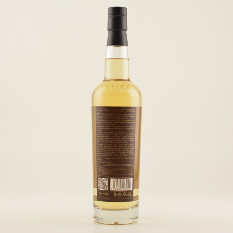 The Peat Monster - Compass Box Whisky 46% 0,7l