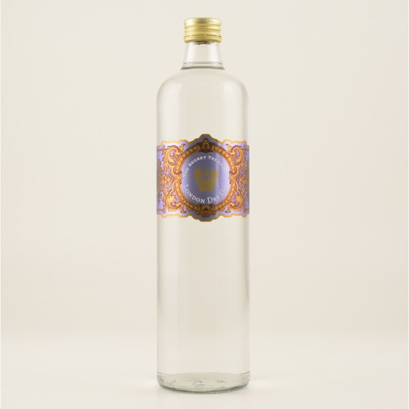 The London Dry Gin 41,2% 0,7l (42,71 € pro 1 l)
