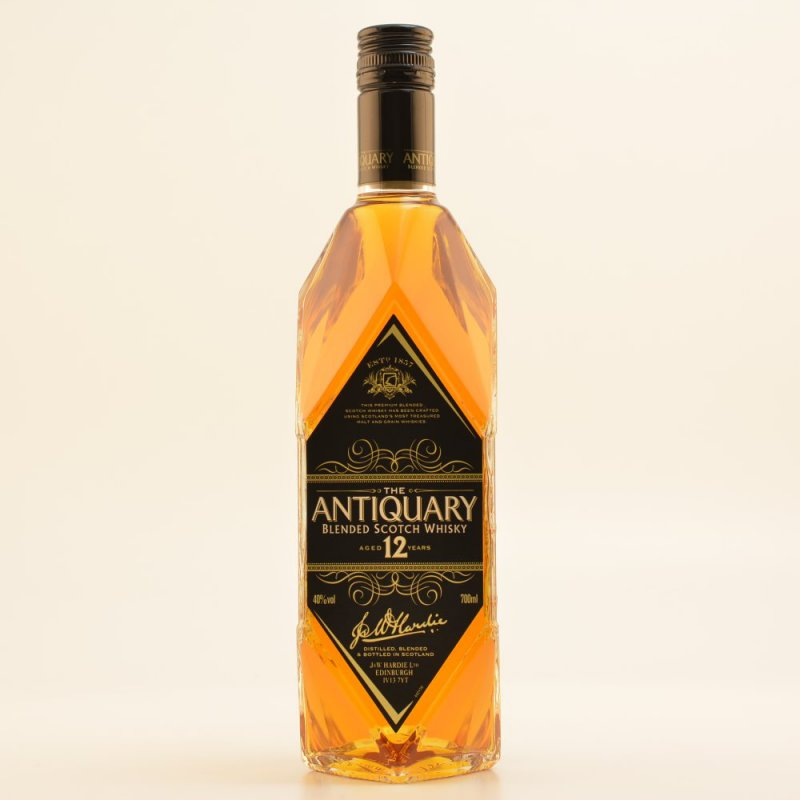 Tomatin The Antiquary Whisky 12 Jahre 40% 0,7l ...