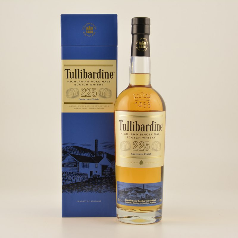 Tullibardine Sauternes Finish Highland Single M...