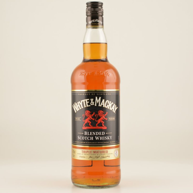 Whyte & Mackay Special Reserve Scotch Whisky 40...