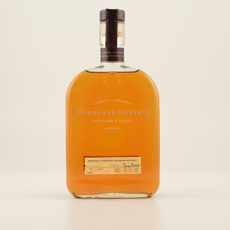 Woodford Reserve Distillers Select Bourbon Whis...