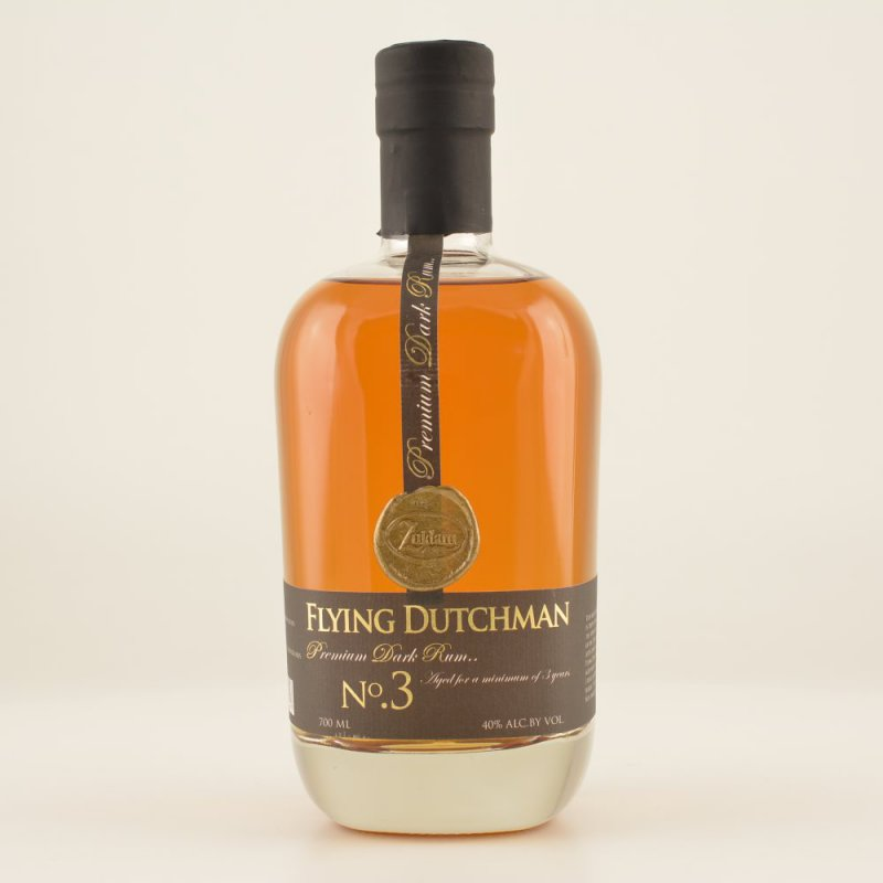 Flying Dutchman Premium Dark Dark Rum No. 3 40% 0,7l (38,43 € pro 1 l)