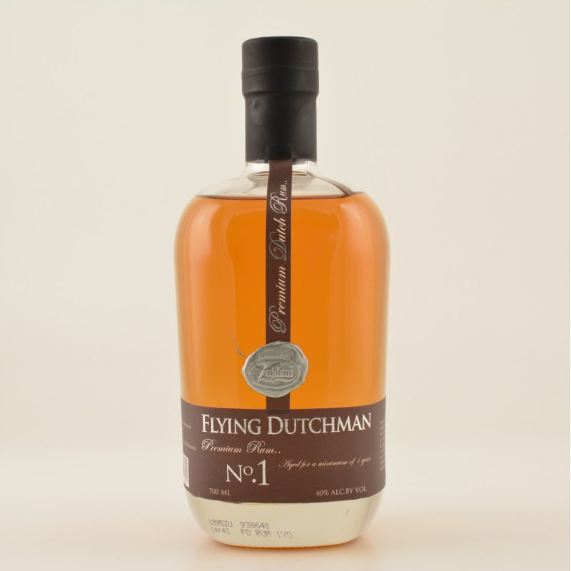 Flying Dutchman Premium Dutch Rum No. 1 40% 0,7l (31,29 € pro 1 l)