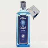 Bombay Sapphire East Dry Gin 42% 1,0l
