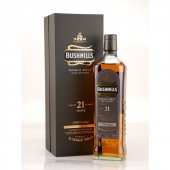Bushmills 21 Jahre Three Wood Irish Whiskey 40% 0,7l