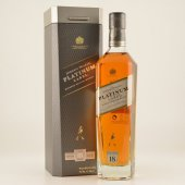 Johnnie Walker Platinum Label Whisky 18 Jahre 40% 0,7l