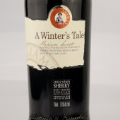 W&H Sherry A Winters Tale Amontillado 19,5% 0,7l