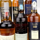 Whisky Tasting SINGLE MALT DISTILLERS EDITION
