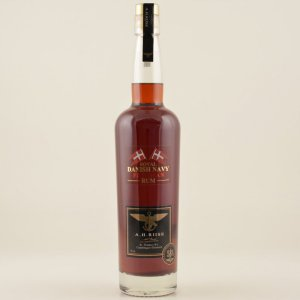 "A.H. Riise Danish Navy ""Frogman Edition"" Rum 58% 0,7l"