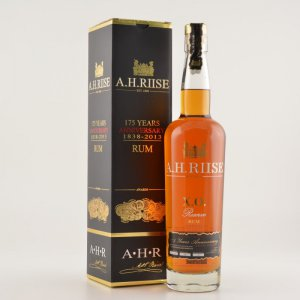 A.H. Riise XO Reserve 175 Jahre Anniversary Ltd Edt. Rum 42% 0,7l