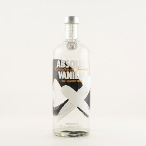 Absolut Vodka Vanilla 40% 1,0l