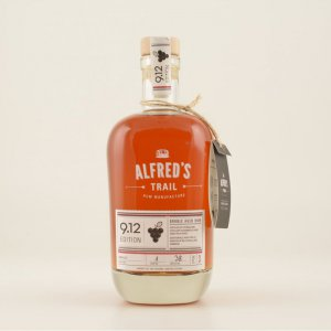 Alfred´s Trail Edition 9.12 Barbados Rum 45% 0,7l