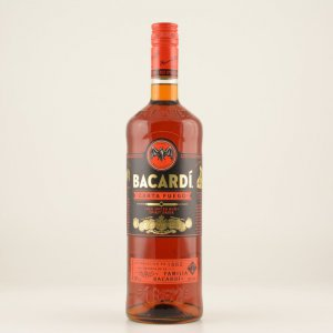 Bacardi Carta Fuego Red Spiced Rum 40% 1,0l