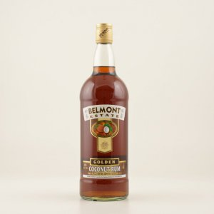 Belmont Estate Gold Coconut Rum 40% 1,0l