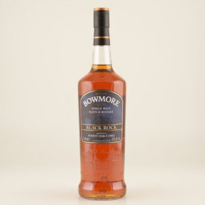 Bowmore Black Rock Islay Whisky 40% 1,0l