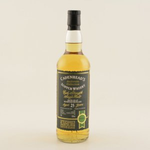 Cadenhead's AUTHENTIC Benrinnes 25 Jahre Cask Strength Whisky 53% 0,7l