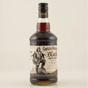 Captain Morgan Black Spiced Rum 40% 0,7l
