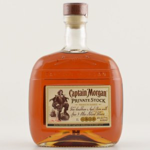 Captain Morgan Private Stock 40% 1,0l