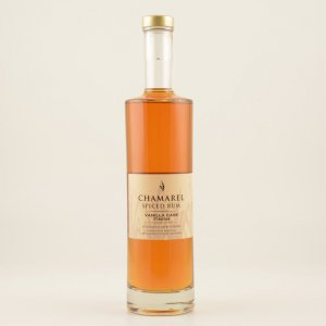 Chamarel Spiced Rum Vanilla Cask Finish 40% 0,7l