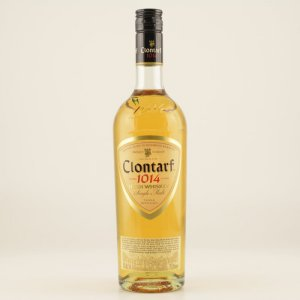 Clontarf Irish Single Malt Whiskey 40% 0,7l