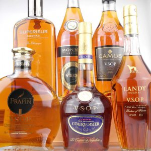 Cognac Tasting Set VSOP - Very Superior Old Pale