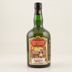 Compagnie des Indes Jamaica Navy Strength Rum 57% 0,7l