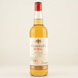 Cromwell's Royal Deluxe Scotch Whisky 0,7l 40%