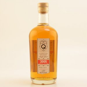 DON Q Single Barrel 2005 Rum 40% 0,7l