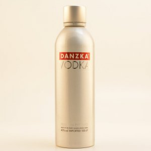 Danzka Vodka Red 40% 1,0l