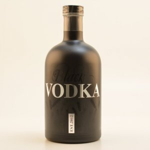 Gansloser Black Vodka 40% 0,7l