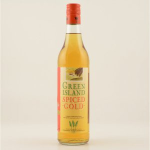 Green Island Spiced Gold 37,5% 0,7l